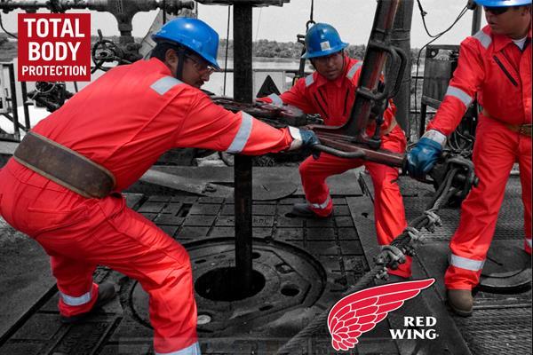 Red WING Safety Shop Bremen europe Workwear Arbeitskleidung Berufsbekleidung Red Wing  Katalog